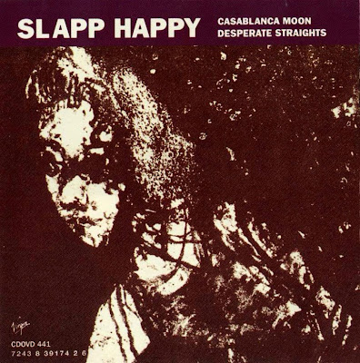 Slapp Happy - 1975 - Desperate straights