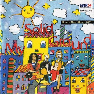 My Solid Ground - 2001 - SWF Sessions 1971 + Bonus Album 2001