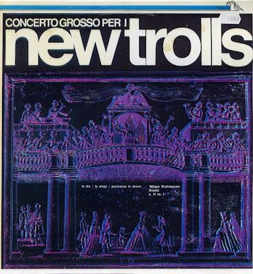 New Trolls - 1972 - Concerto grosso per I