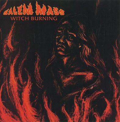 Salem Mass - 1971 - Witch Burning