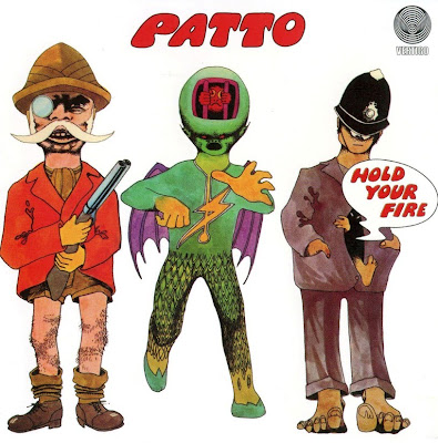 Patto - 1971 - Hold Your Fire