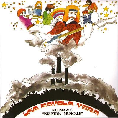 Nicosia & C Industria Musicale - 1972 - Una Favola Vera