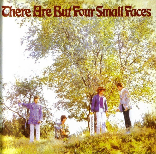 the Small Faces - 1967 - Small Faces (american)