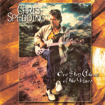 Chris Spedding - 2002 - One step ahead of the blues