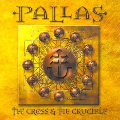 Pallas - 2001 - The Cross & The Crucible