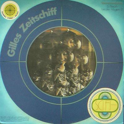 Cosmic Jokers - 1974 - Gilles Zeitschiff