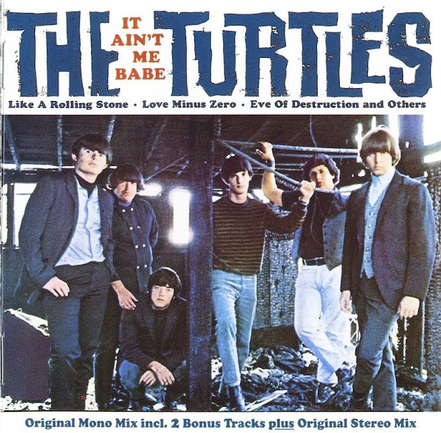 the Turtles - 1965 - It Ain't Me Babe