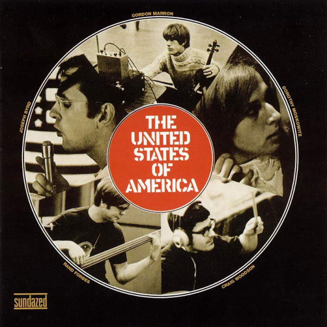 the United States Of America - 1968 - The United States Of America
