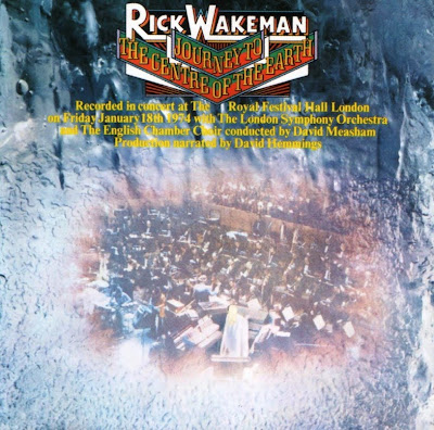 Rick Wakeman - 1974 - Journey To The Centre of The Earth