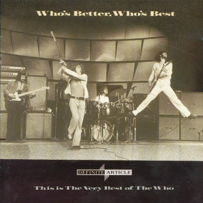the Who - 1988 - Who's Better, Who's Best