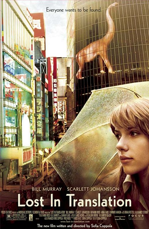 Lost in Translation movies in France
