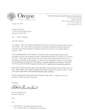 Oregon TSPC Director Vickie Chamberlain Intentially Affects Outcome of Teacher's Federal Law Suit