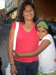 """Foto tomada para la Exposición  de fotos """" mi madre y yo"""""""