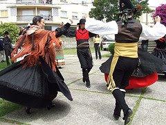 """Festival """"Os Reencontros"""" da Escola Municipal de Danza"""