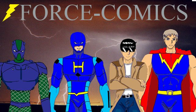 force comics