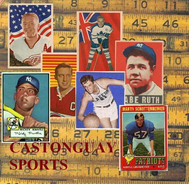 Castonguay : Sports