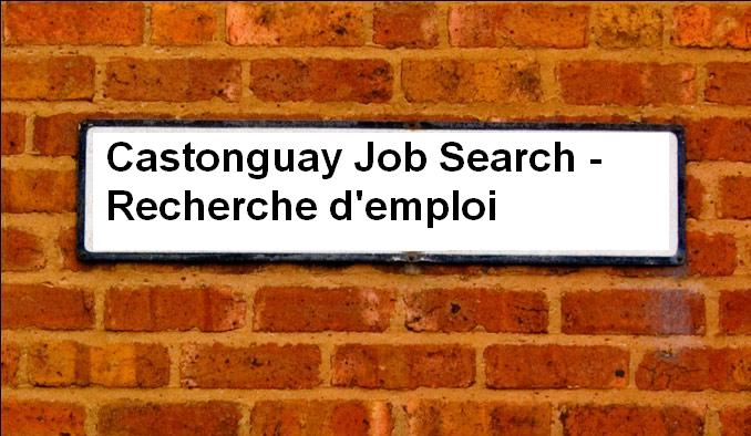 Castonguay Job Search