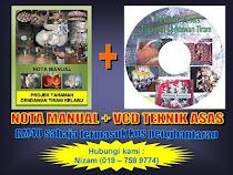 VCD Teknik Asas Tanaman Cendawan