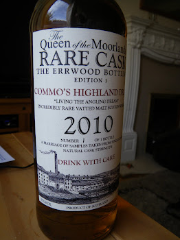Top whisky from The wine shop in Leek