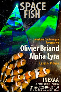 Concert d'Alpha Lyra à Nantes