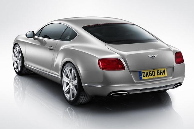 بنتلي كونتيننتال Bentley Continental 2012