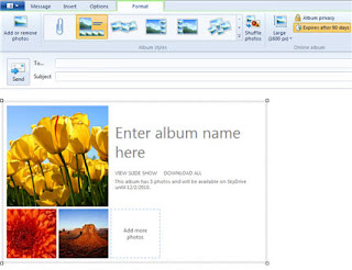 Windows Live Mail 2011: Glimpse of New Features