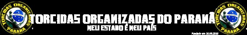 Torcidas Organizadas do Paraná