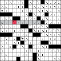 Diary of a crossword fiend thursday 1127 bob klahns crossynergy crossword iron supplements adds irons chemical symbol fe to four phrases if youre a fan of the periodic table urtaz Gallery