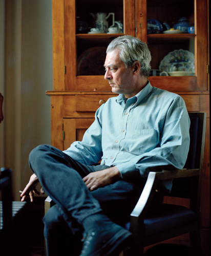 Paul Auster. Photograph by Mark Mahaney