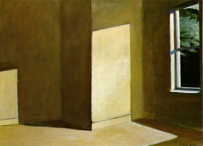 Edward Hopper, 'Sun in an Empty Room' (1963)