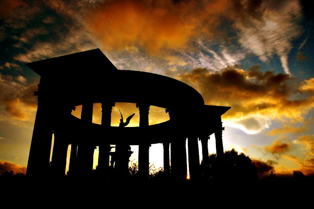 Photograph of Cardiff Memorial Park by Alexandre Assoune