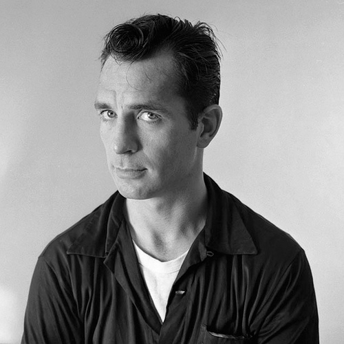 Jack Kerouac. Photograph by Tom Palumbo.