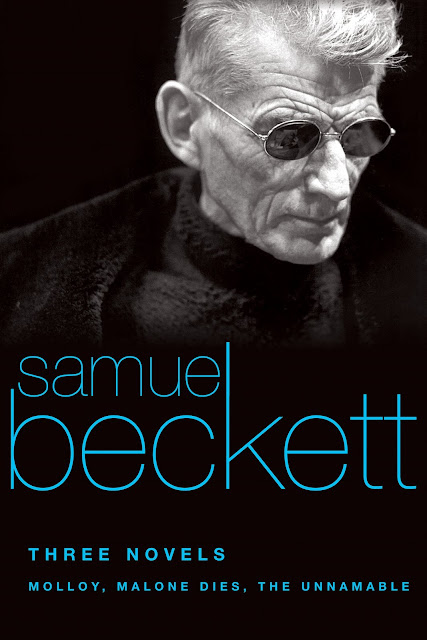Samuel Beckett, 'Three Novels' (Molloy, Malone Dies, The Unnameable). Grove Press.
