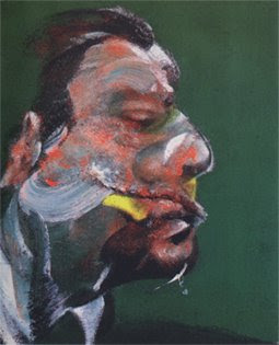 Francis Bacon, 'Study for the Head of George Dyer'