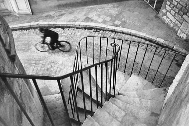 Photograph by Henri Cartier Bresson