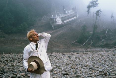 Klaus Kinski in Werner Herzog's 'Fitzcarraldo' (1982)