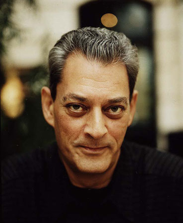 Paul Auster talks to Tim Murphy of New York Magazine about his new novel, ...