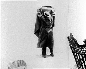 Buster Keaton stars in Samuel Beckett's Film