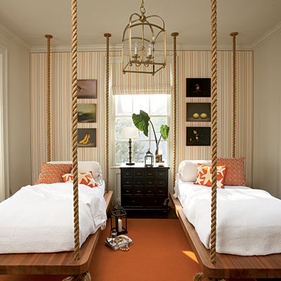Gramercy: Dynamic Duo: Twin Beds in Pairs