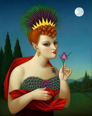 Colette Calascione, Phoenix Moon