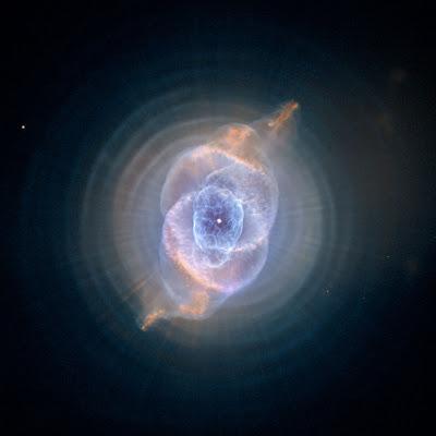 Nebulosa del Ojo del Gato