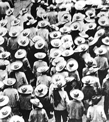 Tina Modotti, Manifestación de trabajadores, 1926