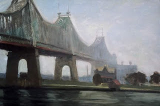 Queensborough Bridge, 1913