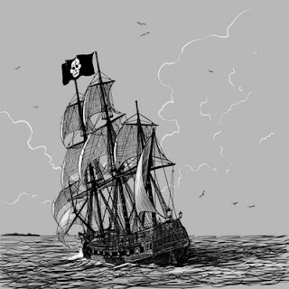 La del pirata cojo...