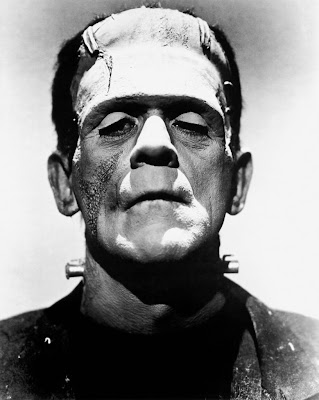 Frankestein Shelley Karloff
