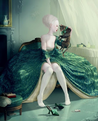 Ray Caesar French kiss