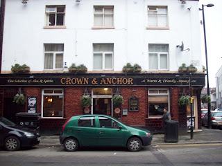 Crown Anchor Hilton Street 2010 C Pubs Of Manchester