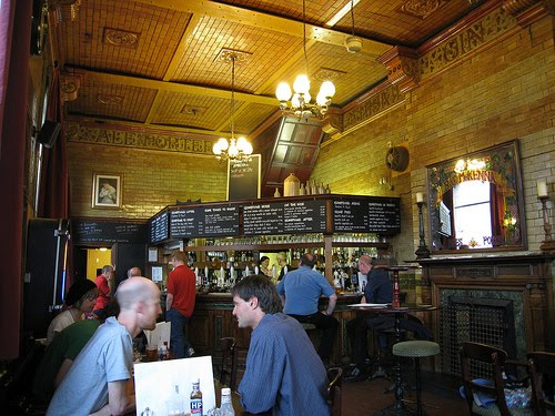 cafe carlsberg station