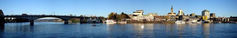 Valdivia, que lindo es Valdivia.