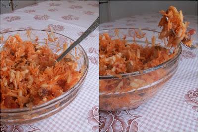 Articole culinare : Salata de mar si morcov